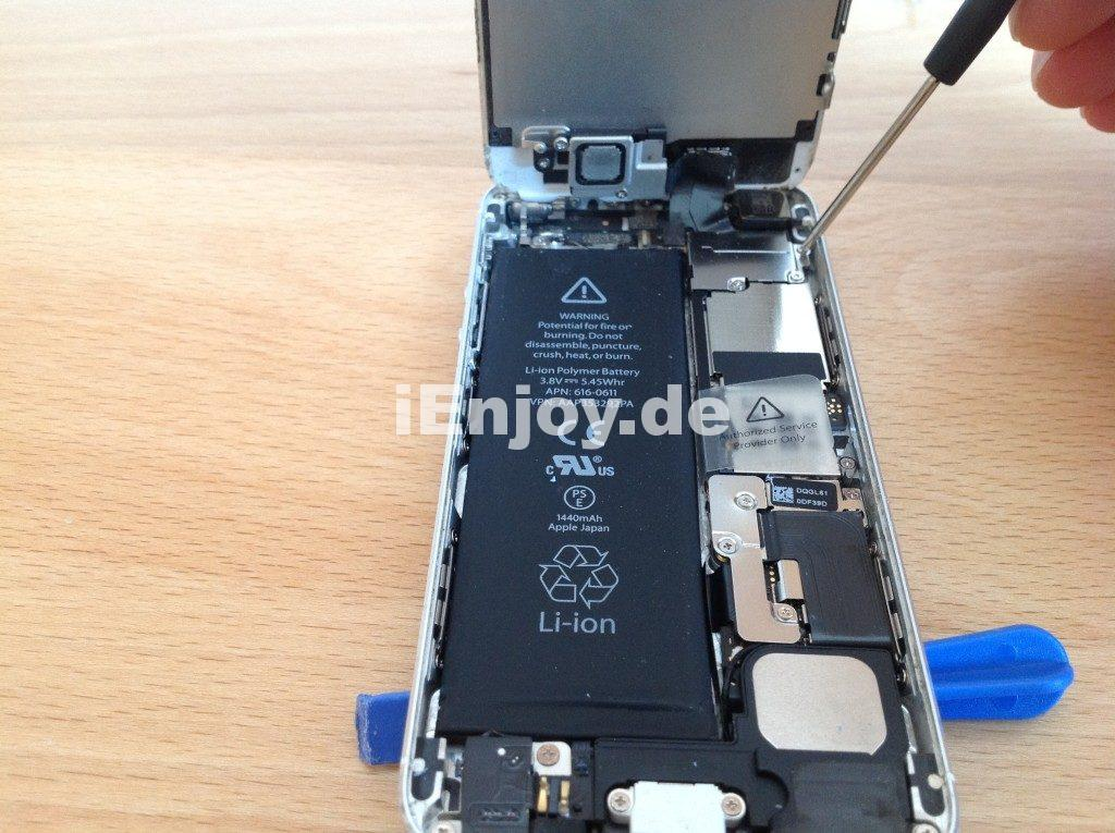 iphone 5 batterie