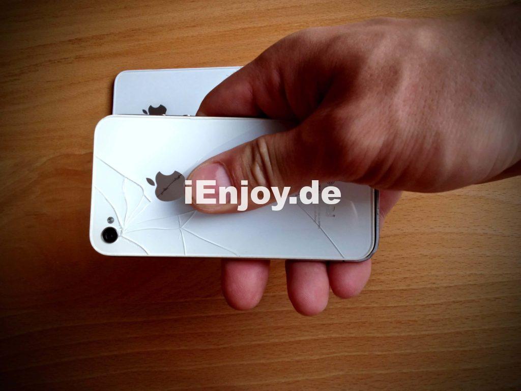 iPhone 4S Rückseite