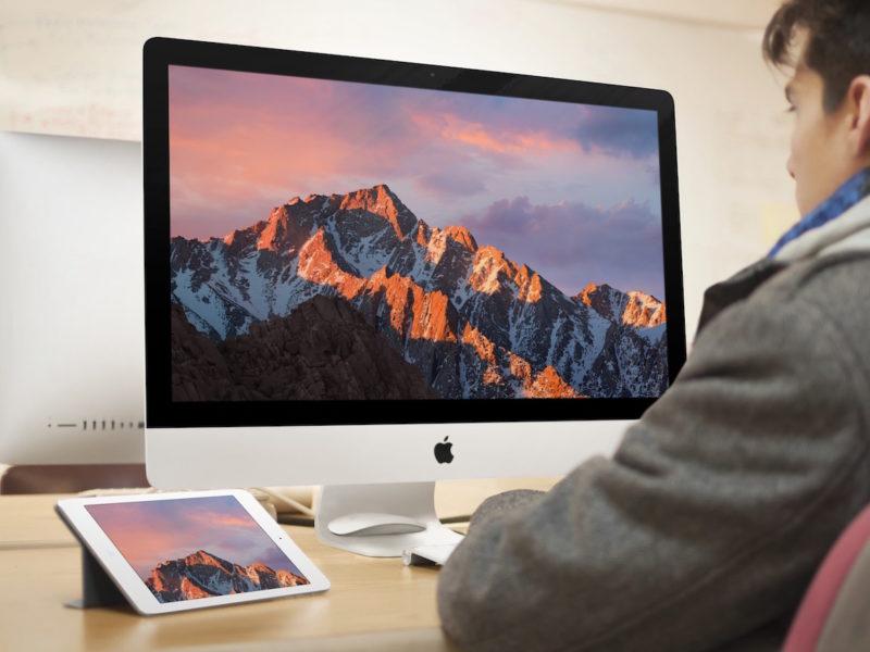 macOS Sierra Tapete zum Herunterladen