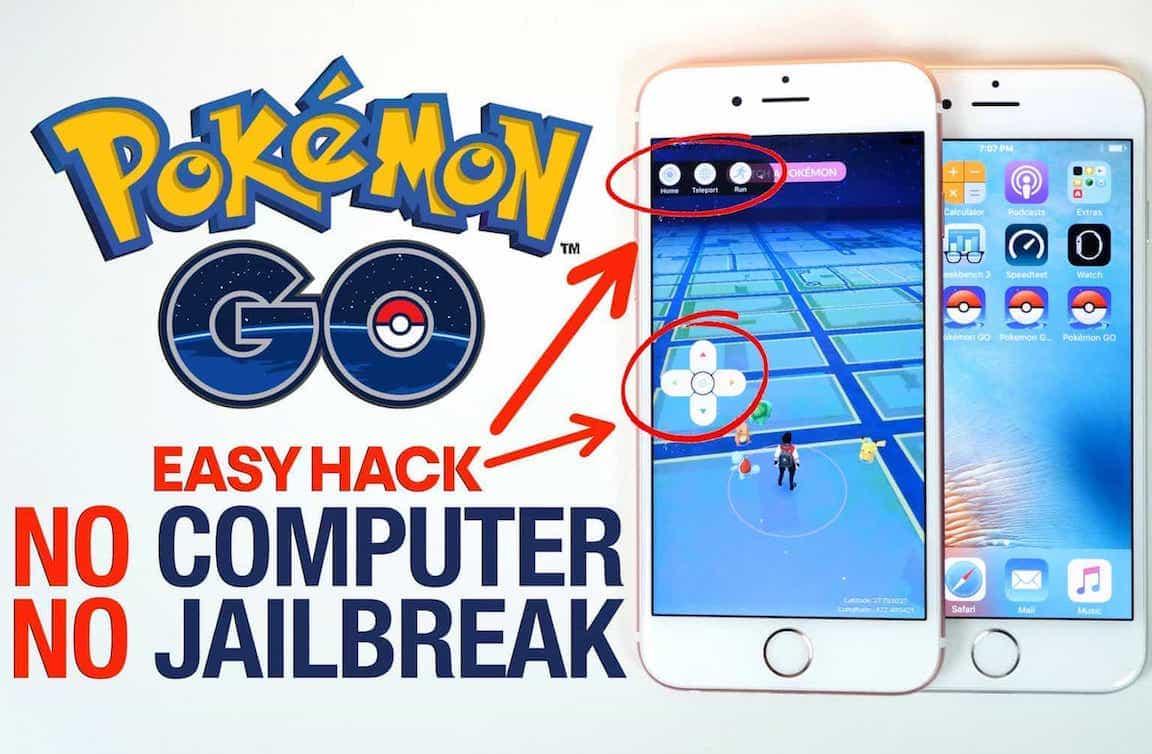Pokemon GO hack OHNE PC