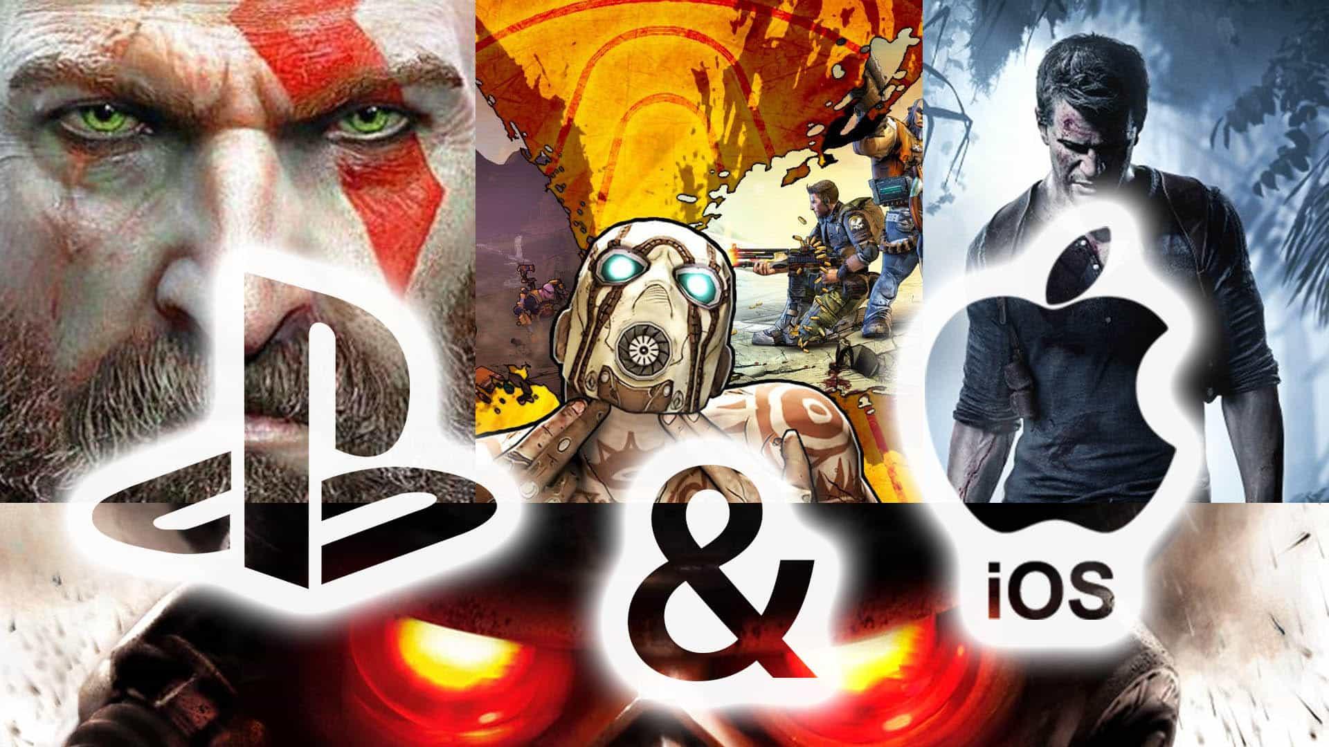 Playstation-Spiele für iOS