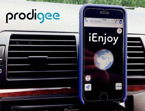 Rezension: Prodigee HANDSFREE-Magnet für iPhone