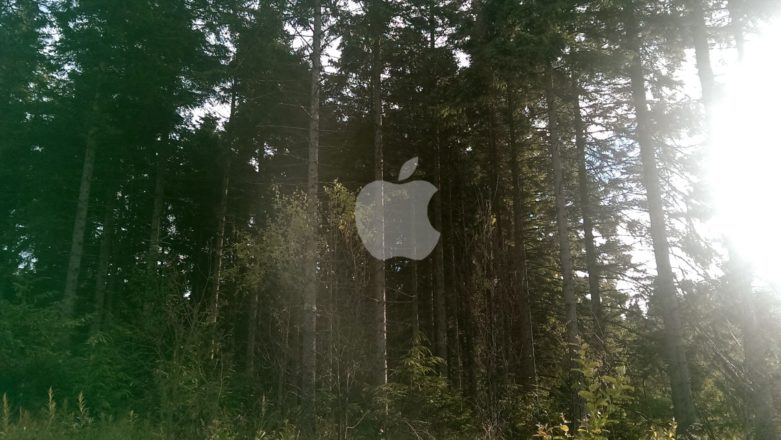 Apple Umweltschutz