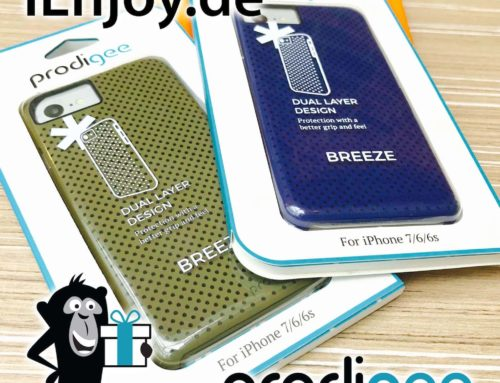 Rezension: Prodigee BREEZE für iPhone 7 / 6S / 6