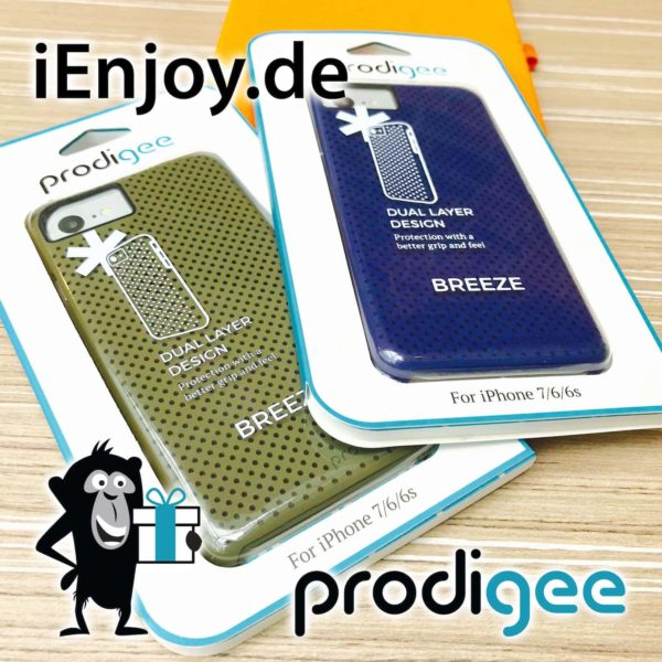 Prodigee Breeze für iPhone