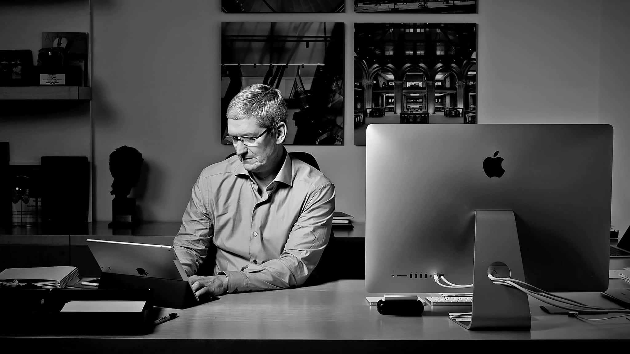 Apples CEO Tim Cook