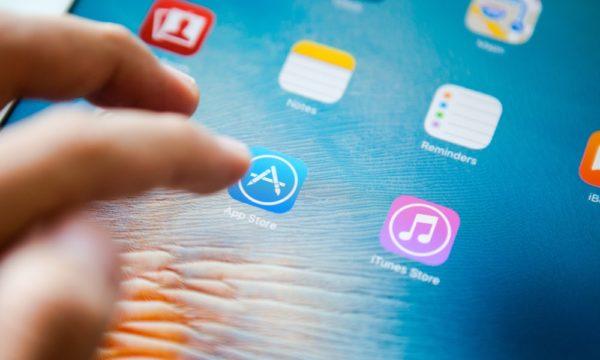 App Store iPad icon