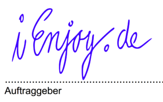 pdf unterschreiben signieren