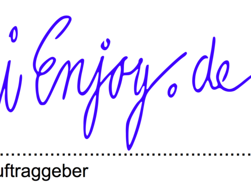 Wie unterschreibe ich schnell ein PDF-Dokument auf meinem Mac?
