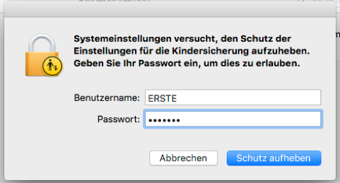 webpage sperren macos mac macbook