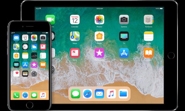 synchronisiere apps und Inhalte zwischen iPhone und iPad