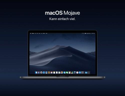 macOS Mojave: Benutze den dunklen Modus als Profi