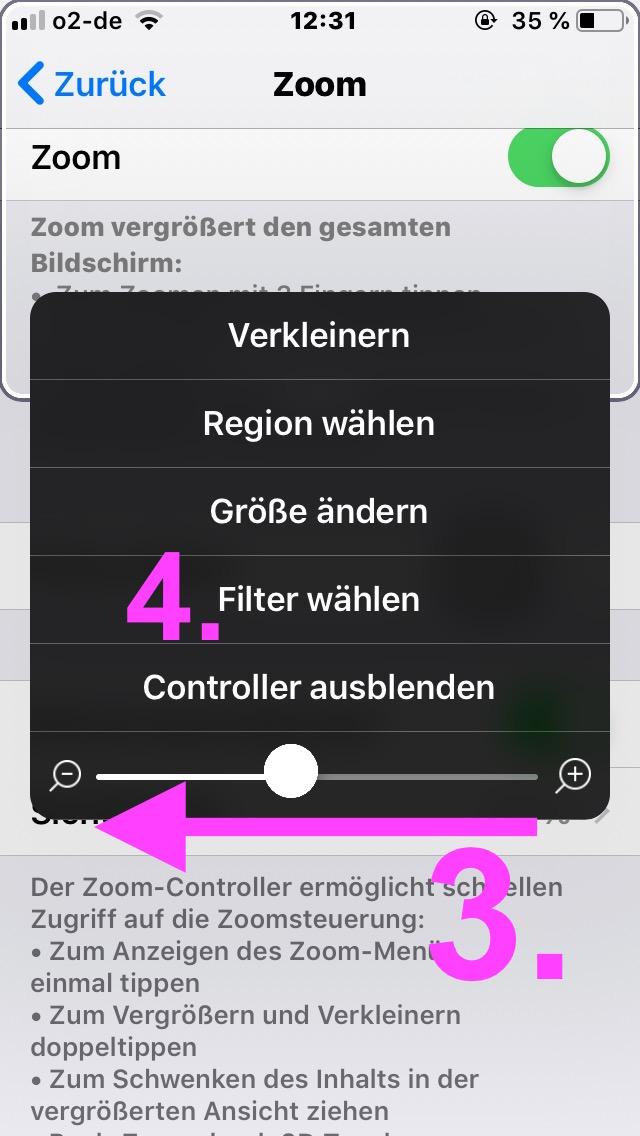 Displayhelligkeit, iphone, ipad