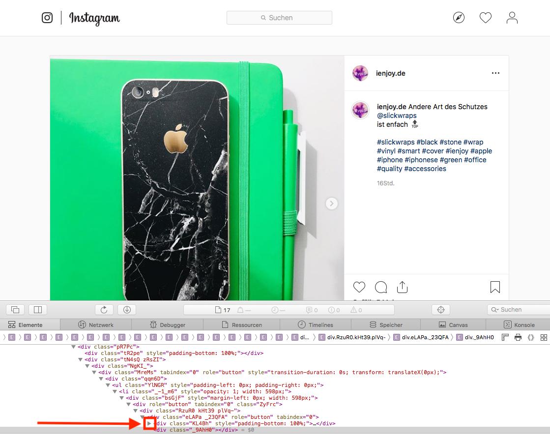 Instagram Bilder Speichern Herunterladen