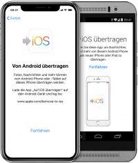 von android zu iOS