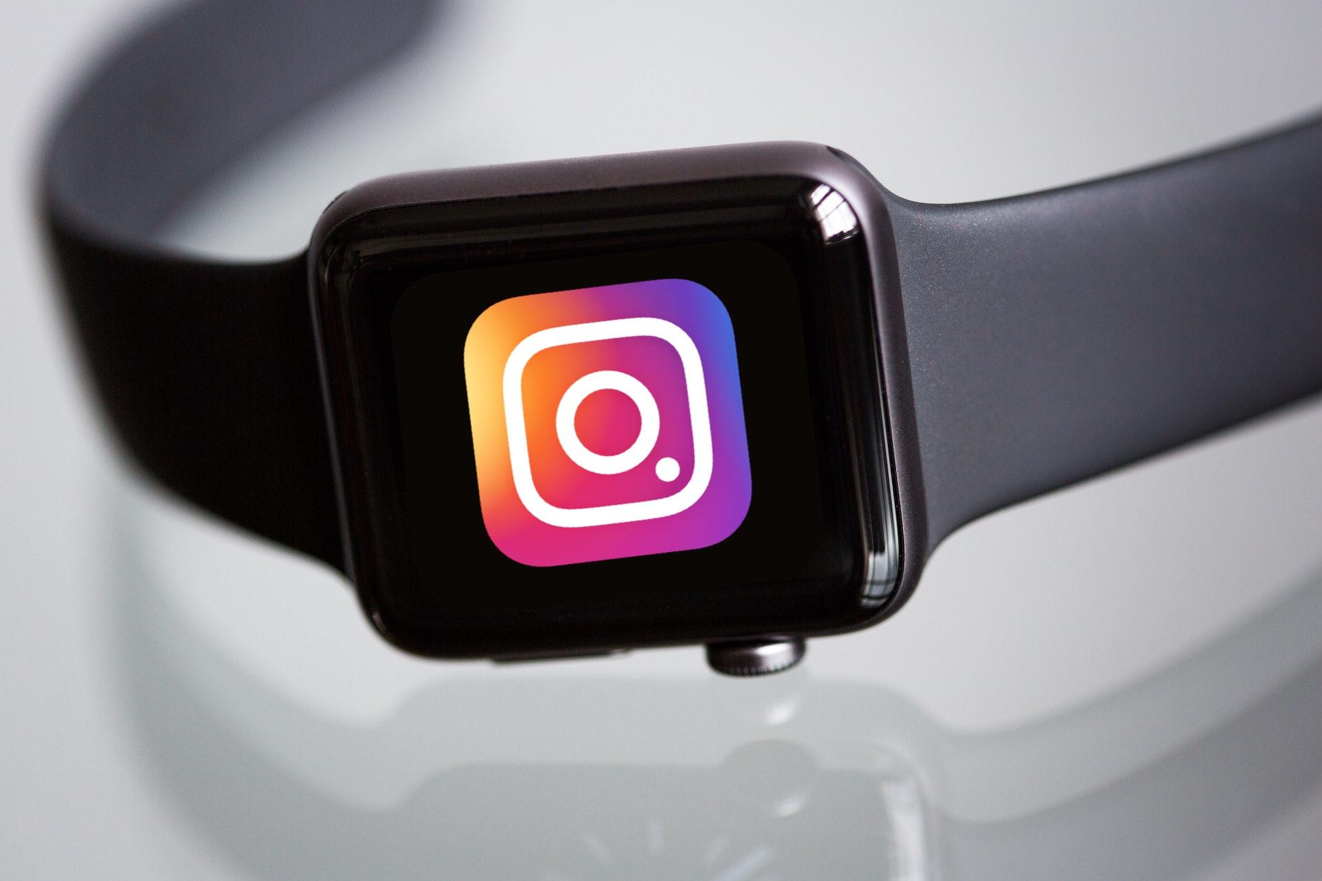 Instagram auf Apple Watch