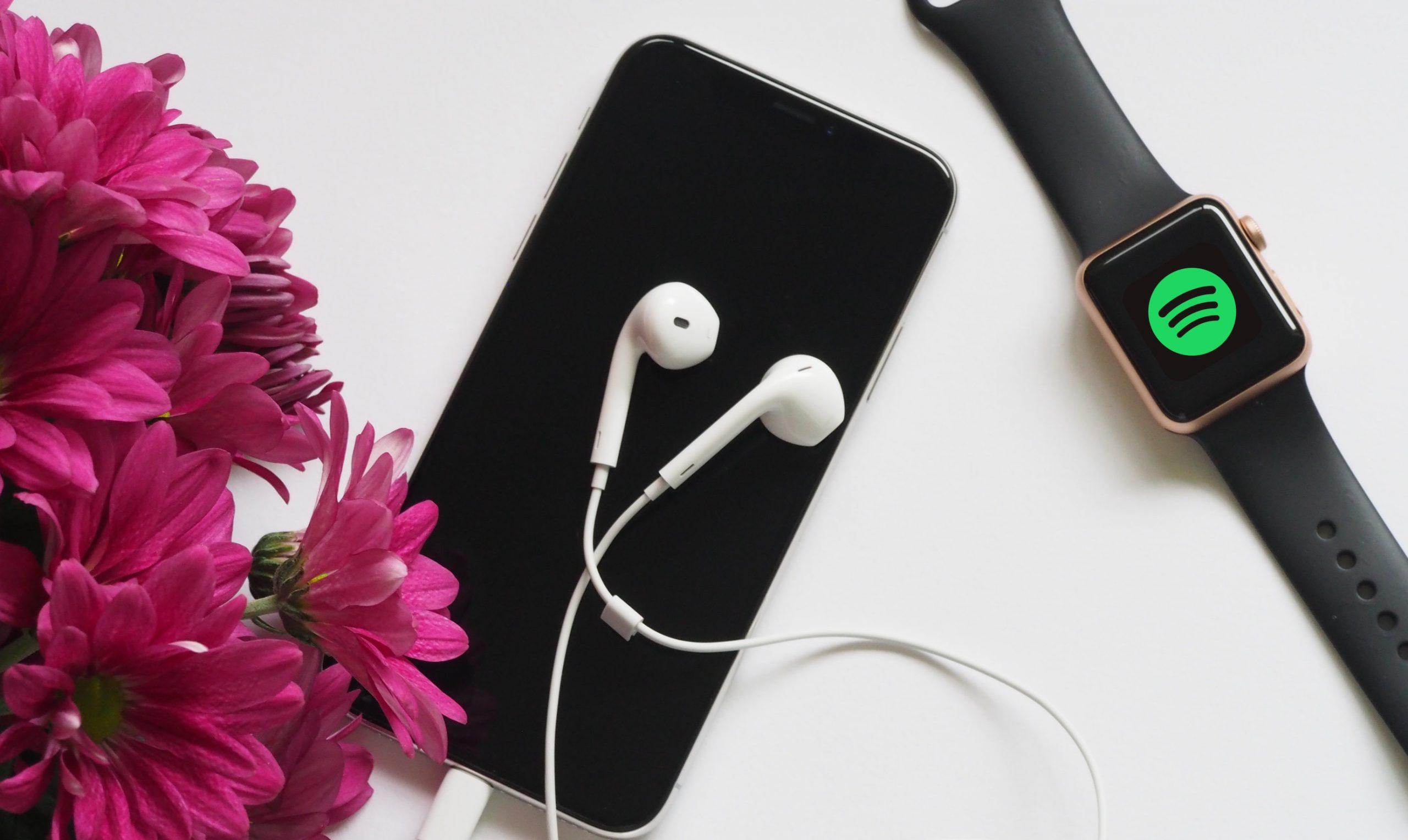 Musik von Spotify auf die Apple Watch