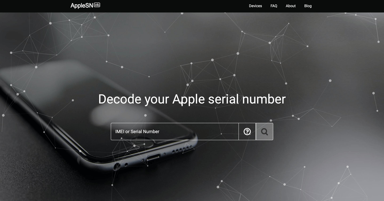 Informationen zu Apple-Gerät