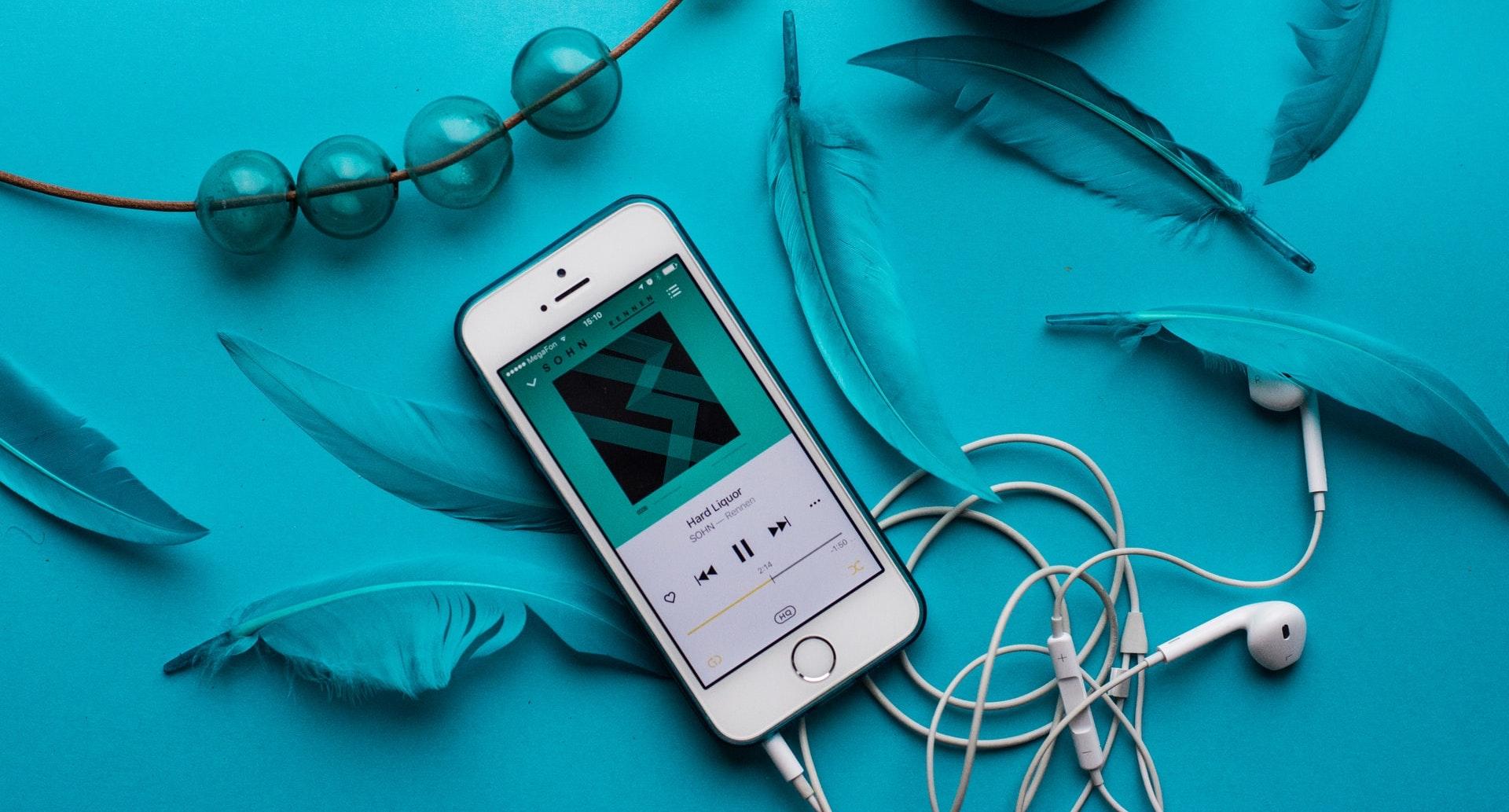 Musik auf iPhone laden